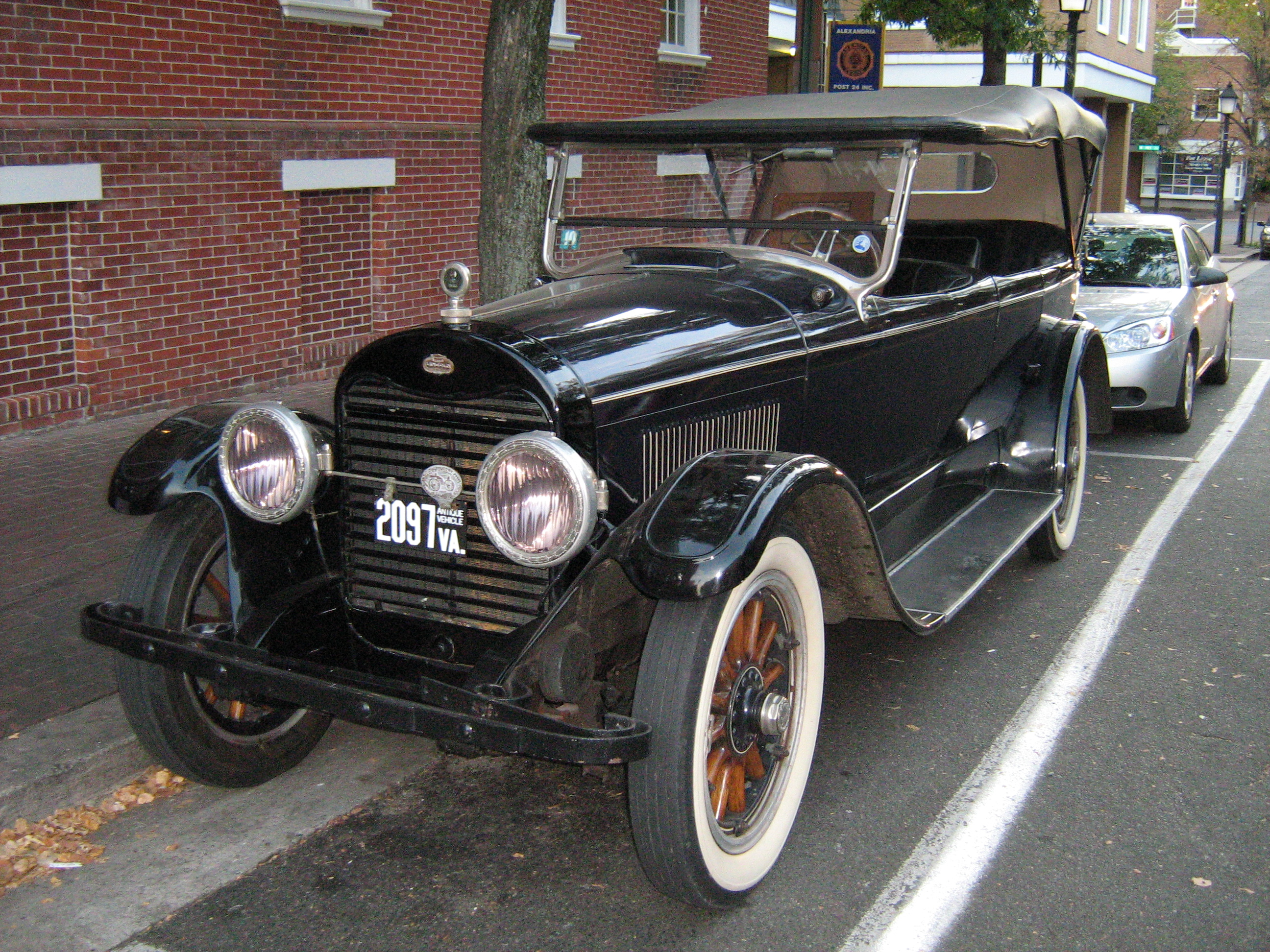 Toyota Lafayette La >> 1921 Lincoln Model L - Information and photos - MOMENTcar