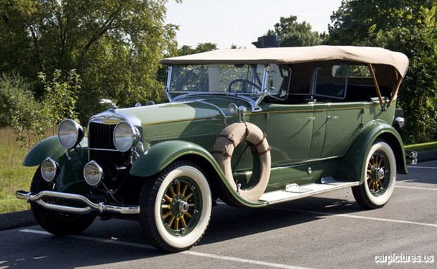 1920 Lincoln Model L - Information and photos - MOMENTcar