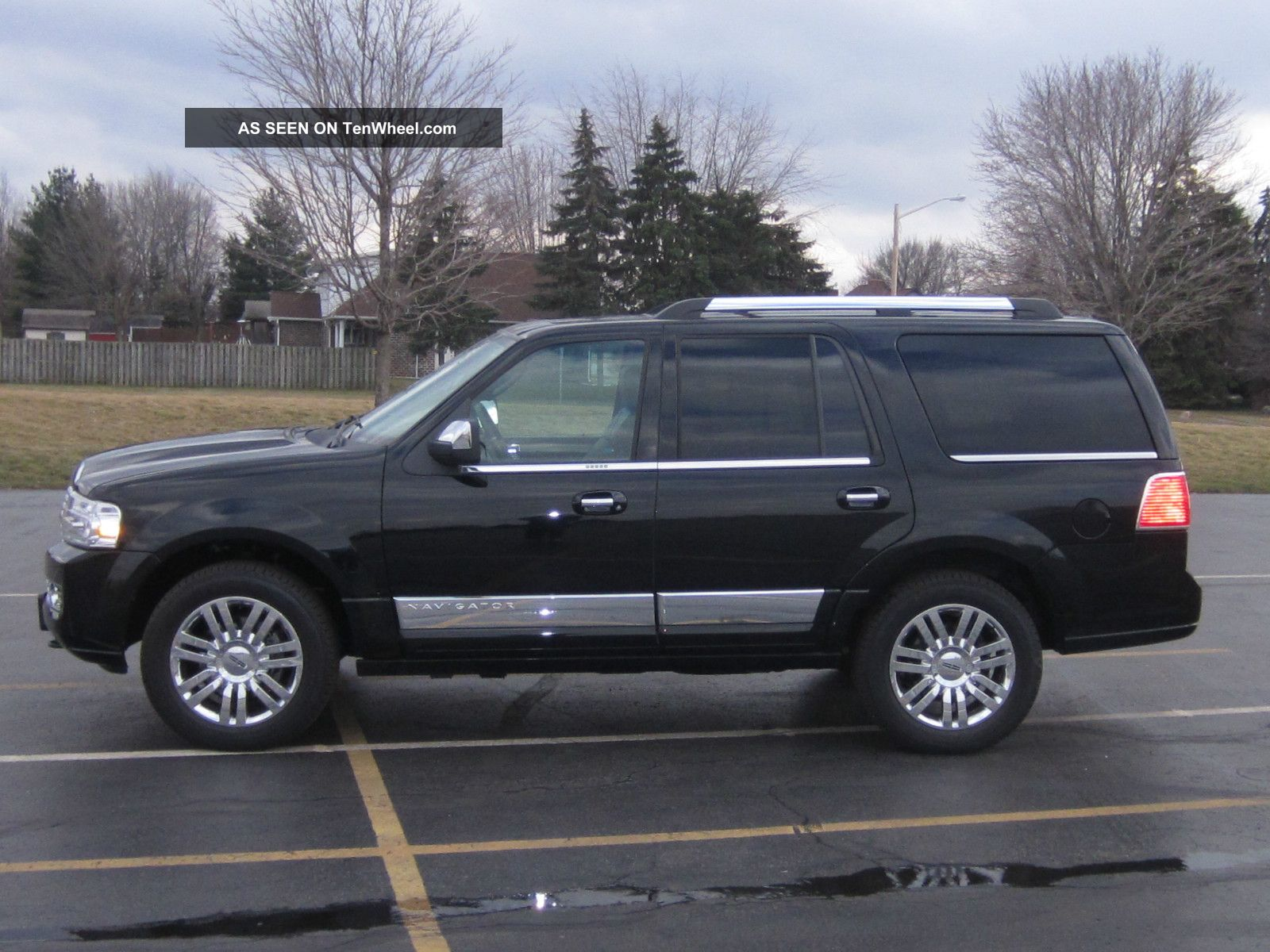 colleyville web a lincoln inc navigator used l texas imports