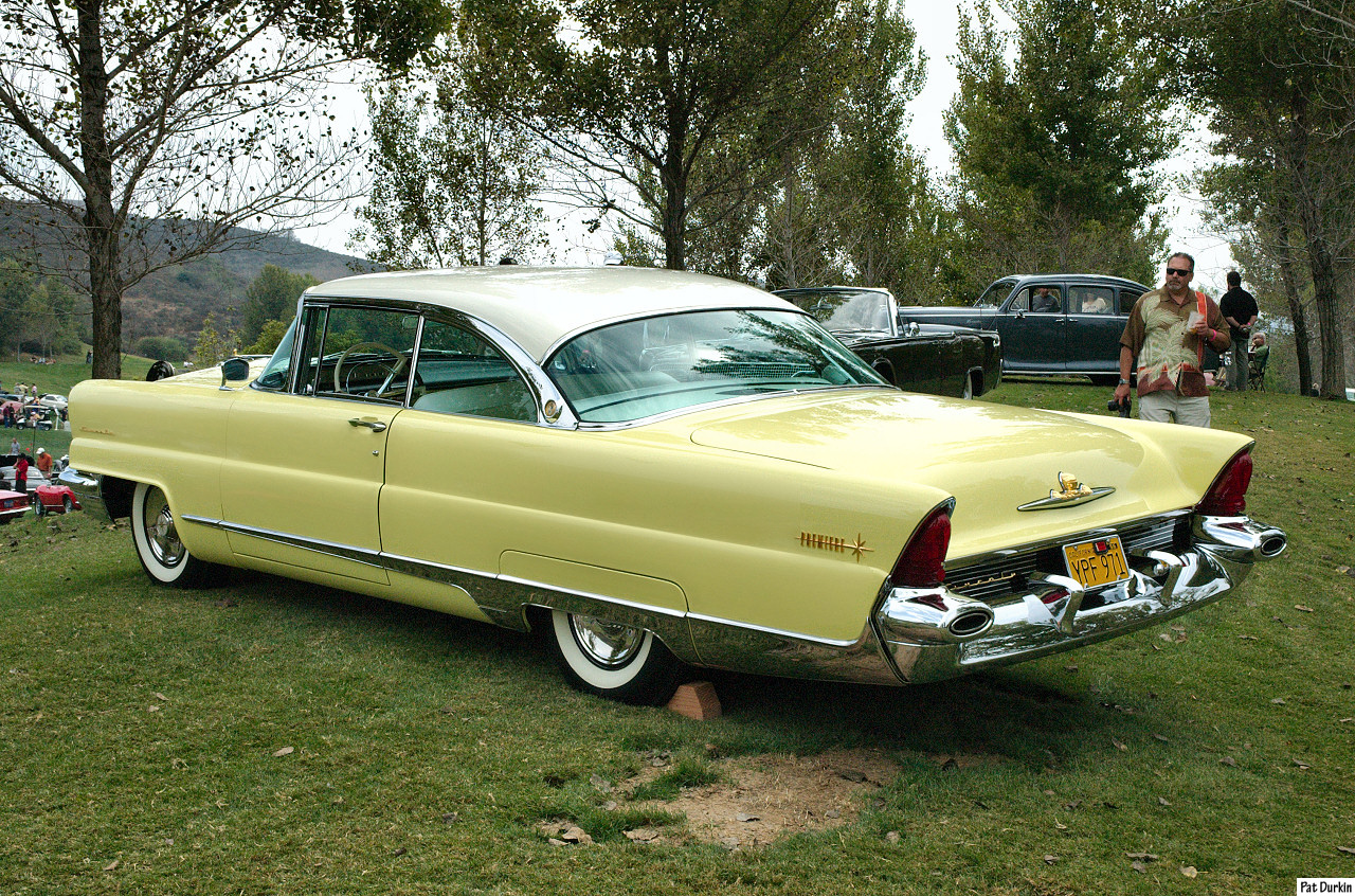 1956 Lincoln Premiere Information And Photos Momentcar