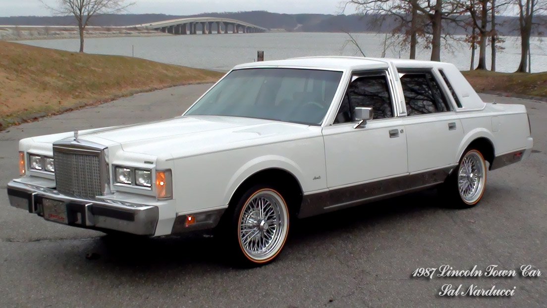 1987 Lincoln Town Car - Information and photos - MOTcar