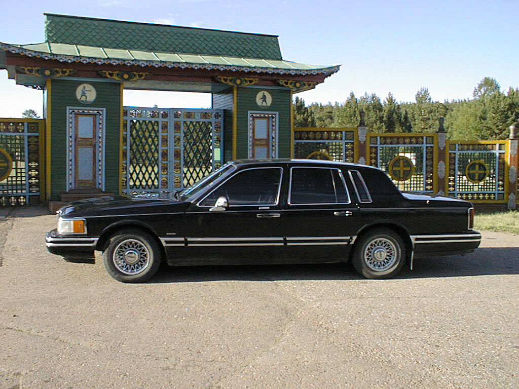Lincoln Town Car 125px Image 5
