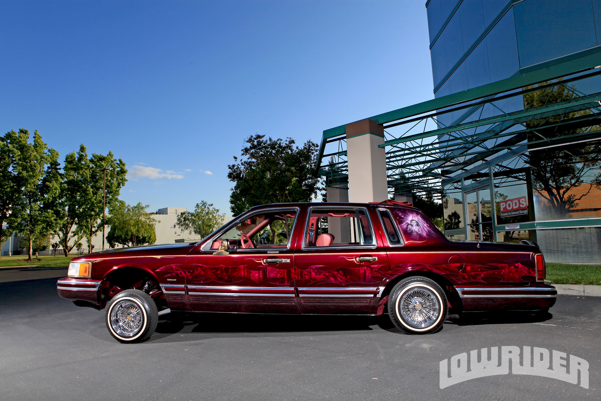 1994 Lincoln Town Car Information And Photos Momentcar