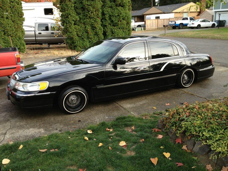 1999 Lincoln Town Car Custom Related Keywords Suggestions 1999