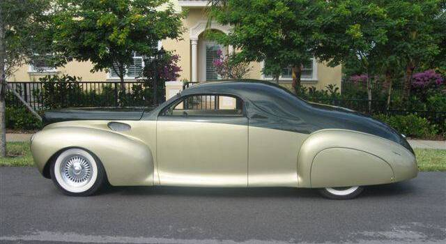 Lincoln Zephyr 41px Image 7