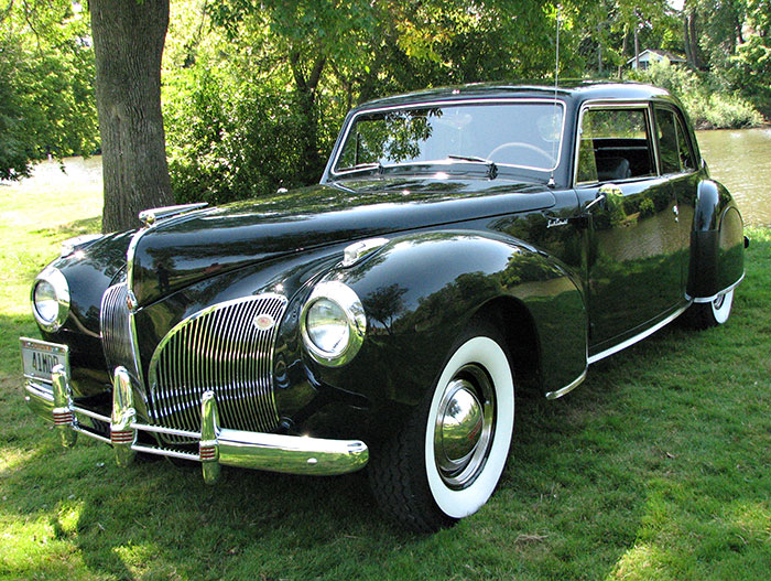 1941 Lincoln Zephyr - Information And Photos