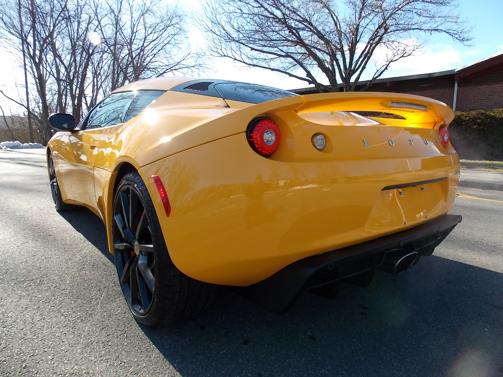 Lotus 2013 Evora - as bright as a life #6