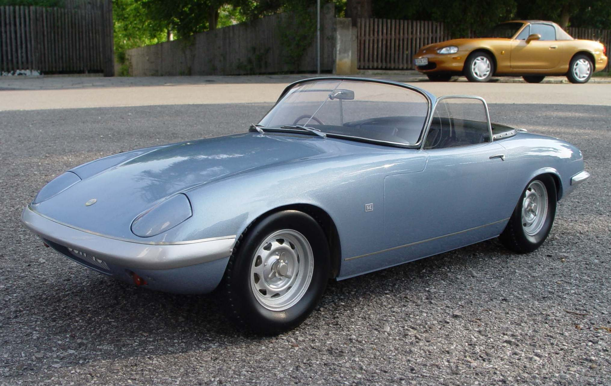 1965 Lotus Elan Information And Photos Momentcar
