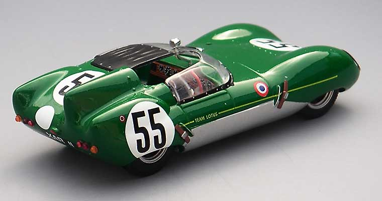 1957 Lotus Eleven Information And Photos Momentcar