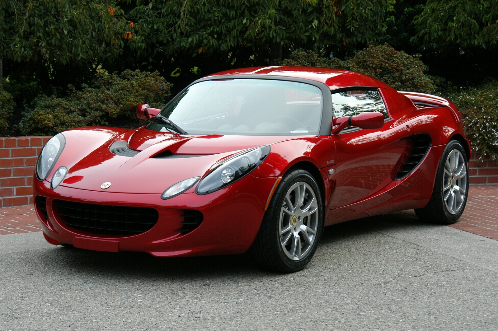2008 Lotus Elise HQ Photos and Specs