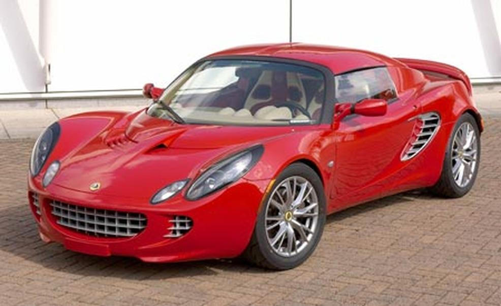 Lotus Elise California Edition #5