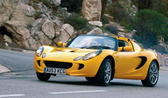 Lotus Elise Purist Edition #15