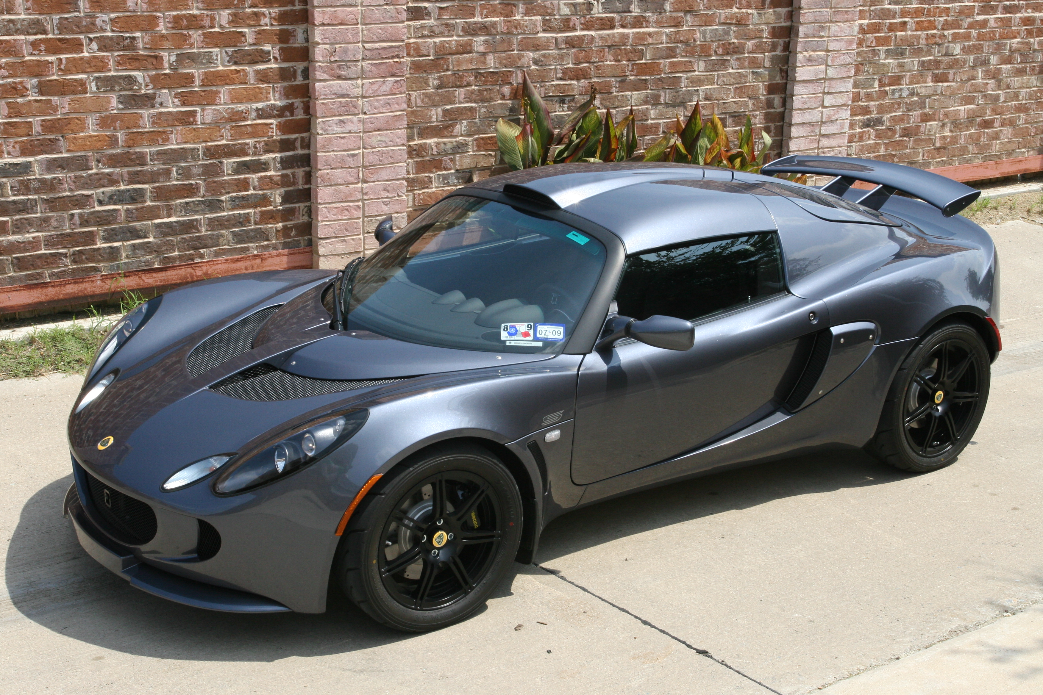 Lotus Exige Information And Photos Momentcar