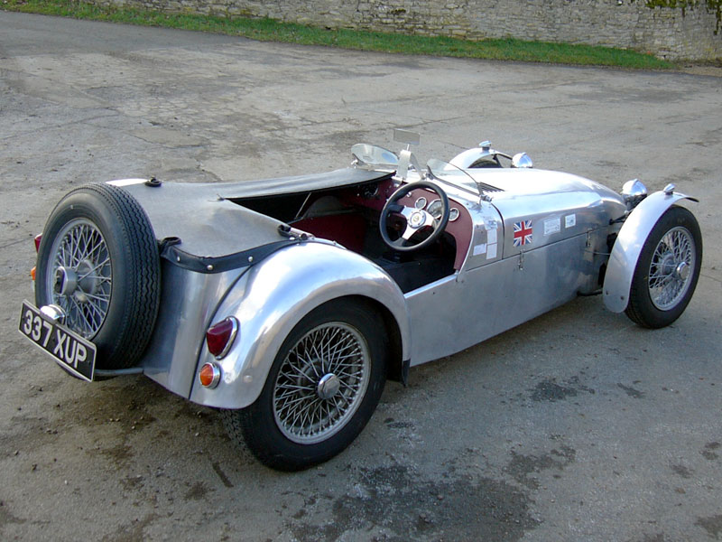 1959 Lotus Seven Information And Photos Momentcar