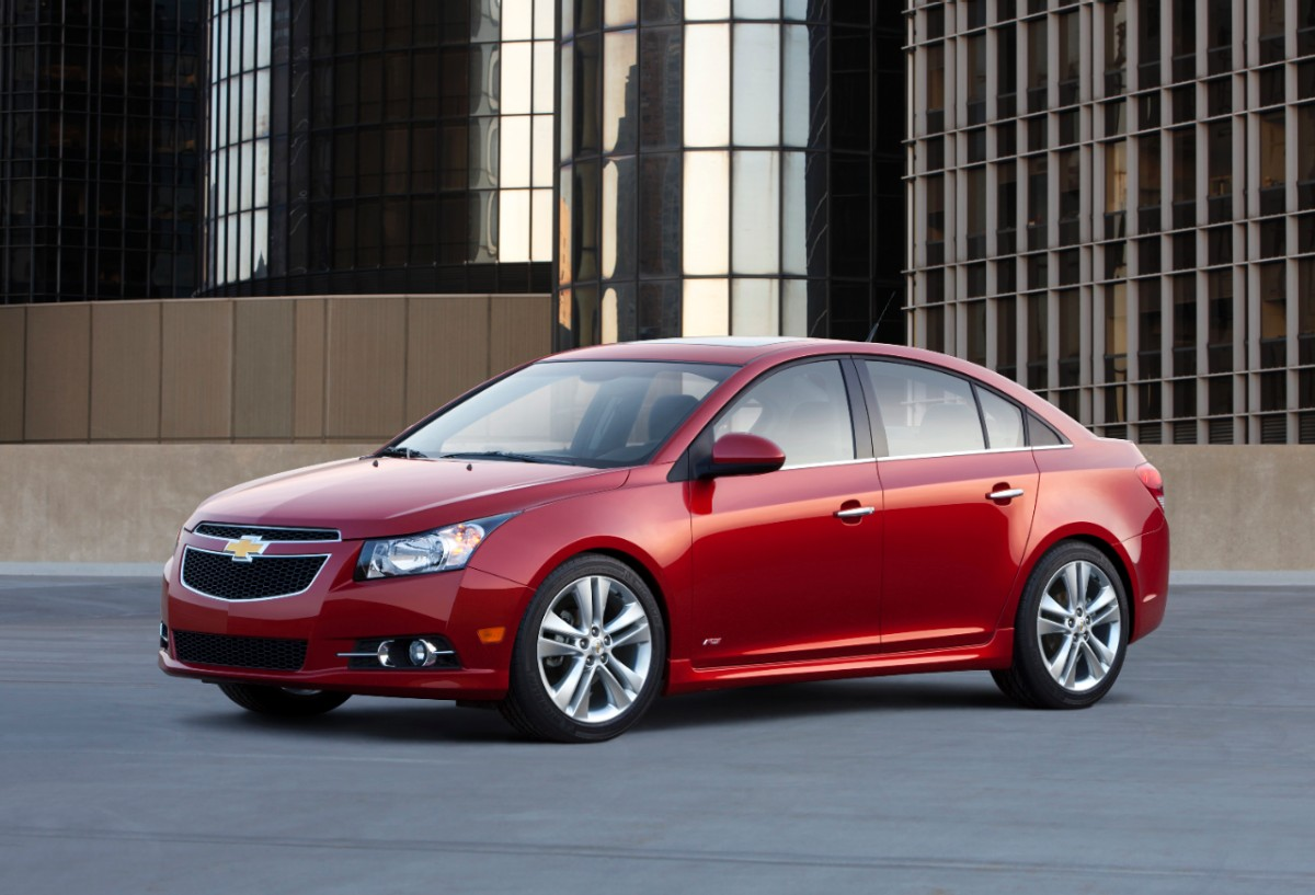 Make a Cruize with Chevrolet 2013 Cruze #9