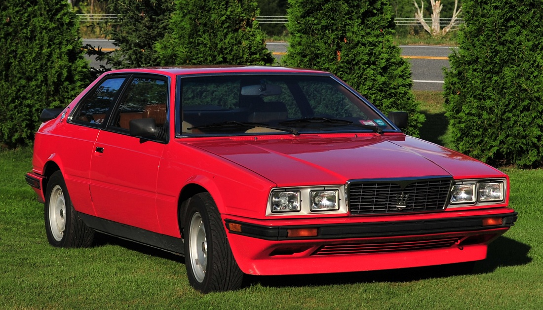 1985 Maserati Biturbo Information And Photos Momentcar
