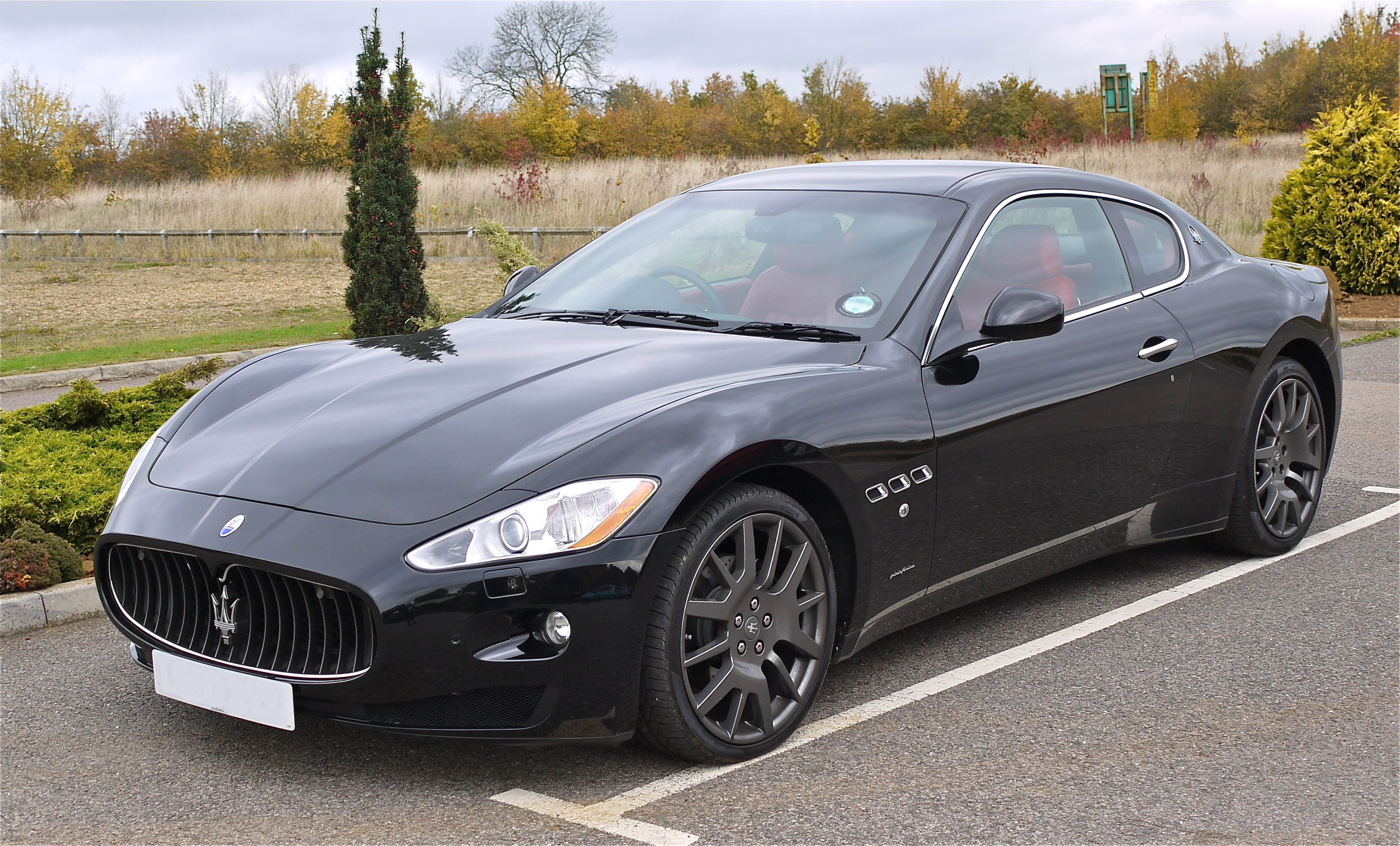 Maserati GranTurismo Reviews - Maserati GranTurismo Price, Photos ...