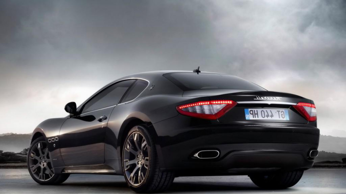 2008 maserati granturismo information and photos momentcar. Black Bedroom Furniture Sets. Home Design Ideas