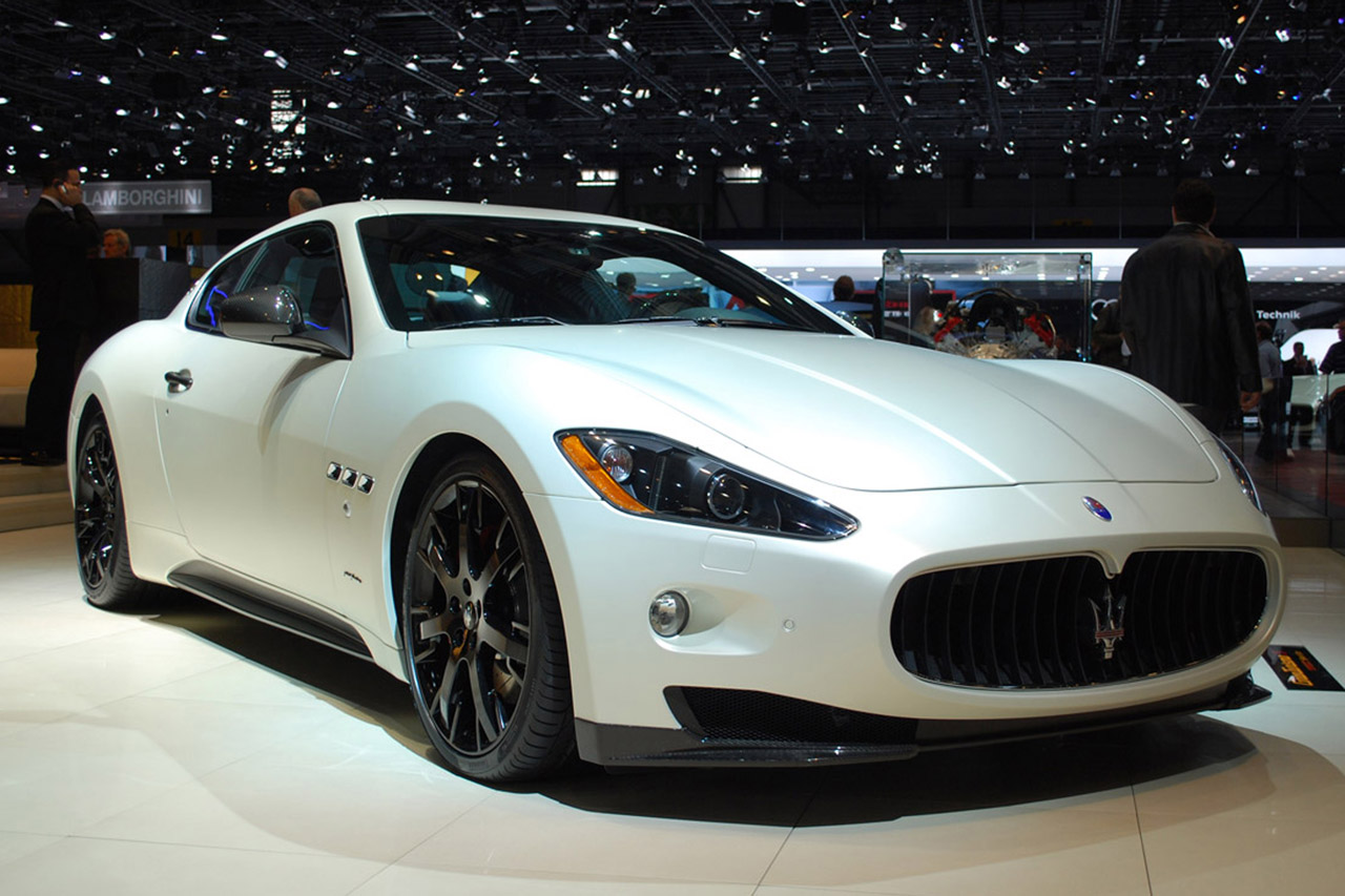 2010 maserati granturismo information and photos momentcar. Black Bedroom Furniture Sets. Home Design Ideas