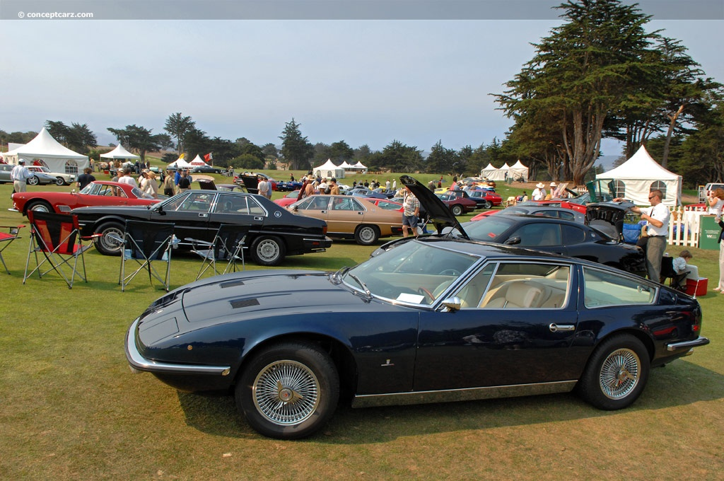1969 Maserati Indy 4.2 Values | Hagerty Valuation Tool®