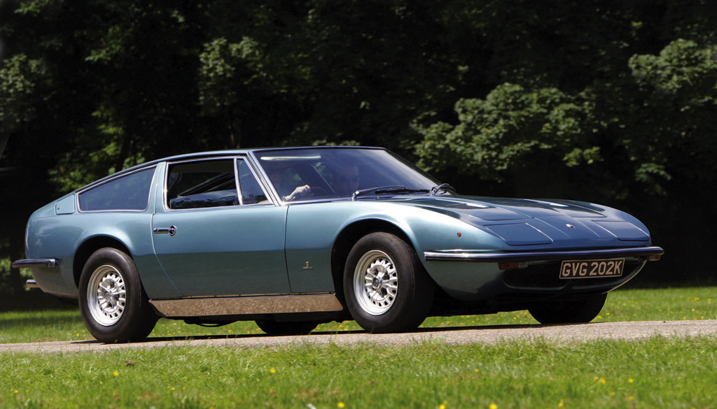 Maserati Indy - Information and photos - MOMENTcar