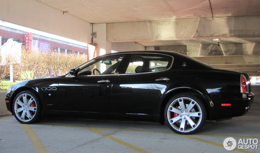 Willys Jeep Tuning >> 2012 Maserati Quattroporte - Information and photos - MOMENTcar