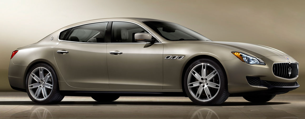 maserati quattroporte information and photos momentcar. Black Bedroom Furniture Sets. Home Design Ideas