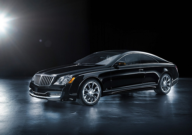 The eternal Beauty of Maybach 2012 57 sedan #7