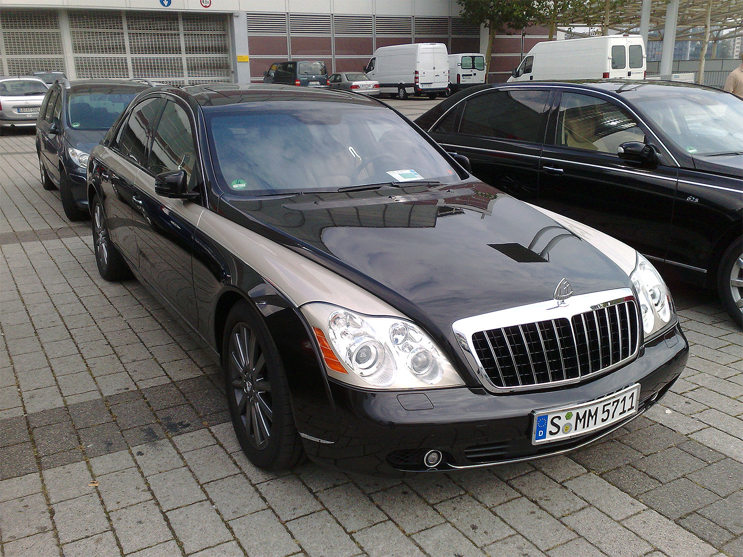 Maybach 62 Base #14