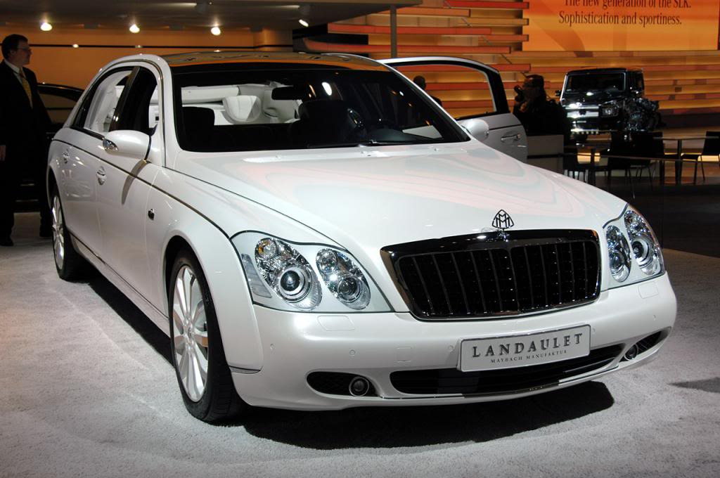 Maybach 62 Base #15