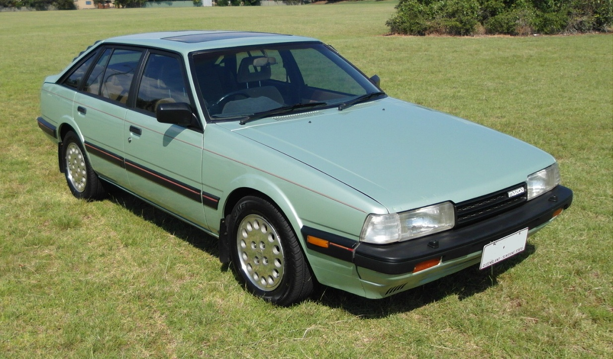 1986 Mazda 626 Information And Photos Momentcar