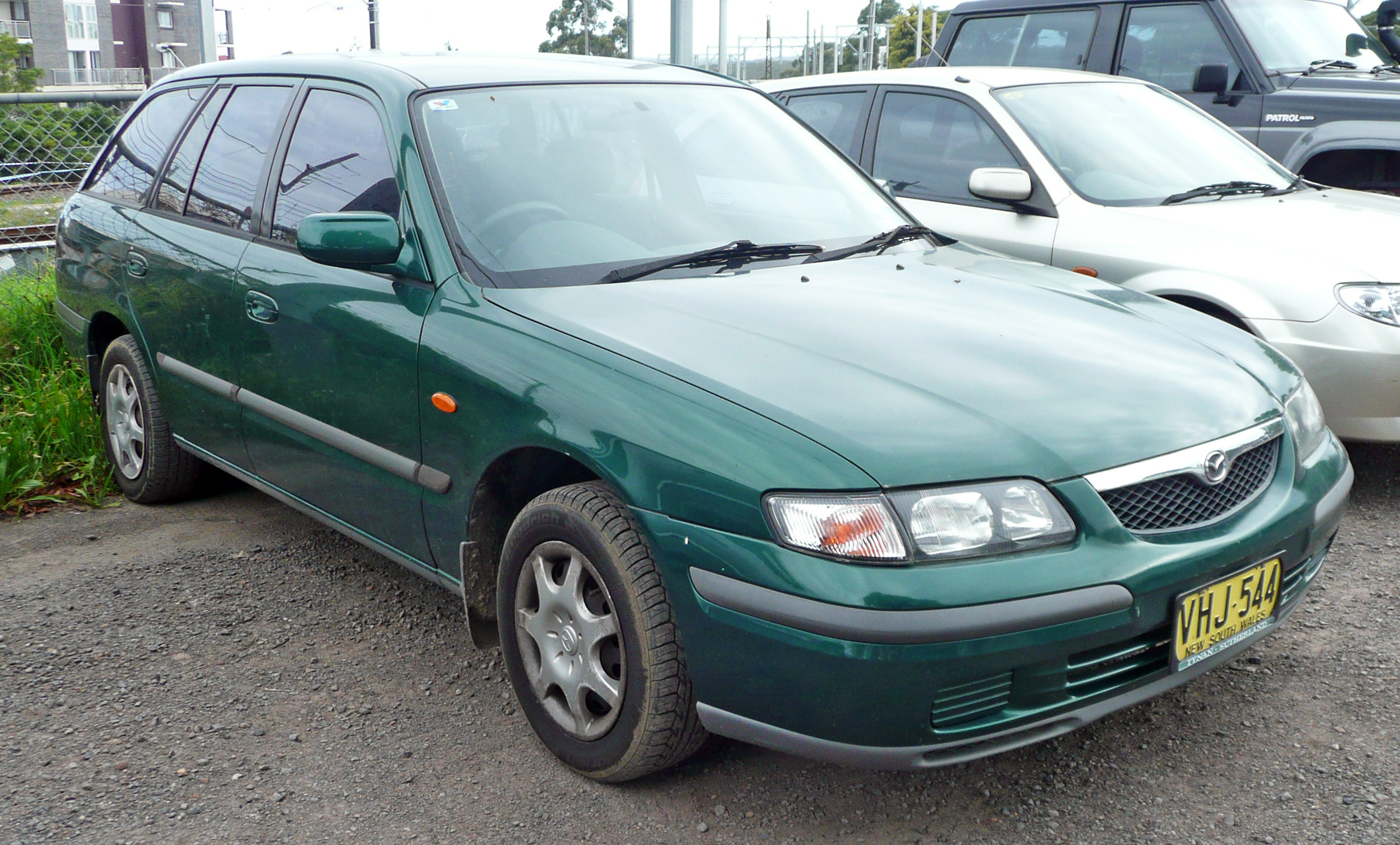 1998 Mazda 626 Information And Photos Momentcar