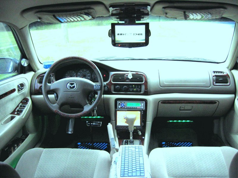 Download Mazda 626 2000 5