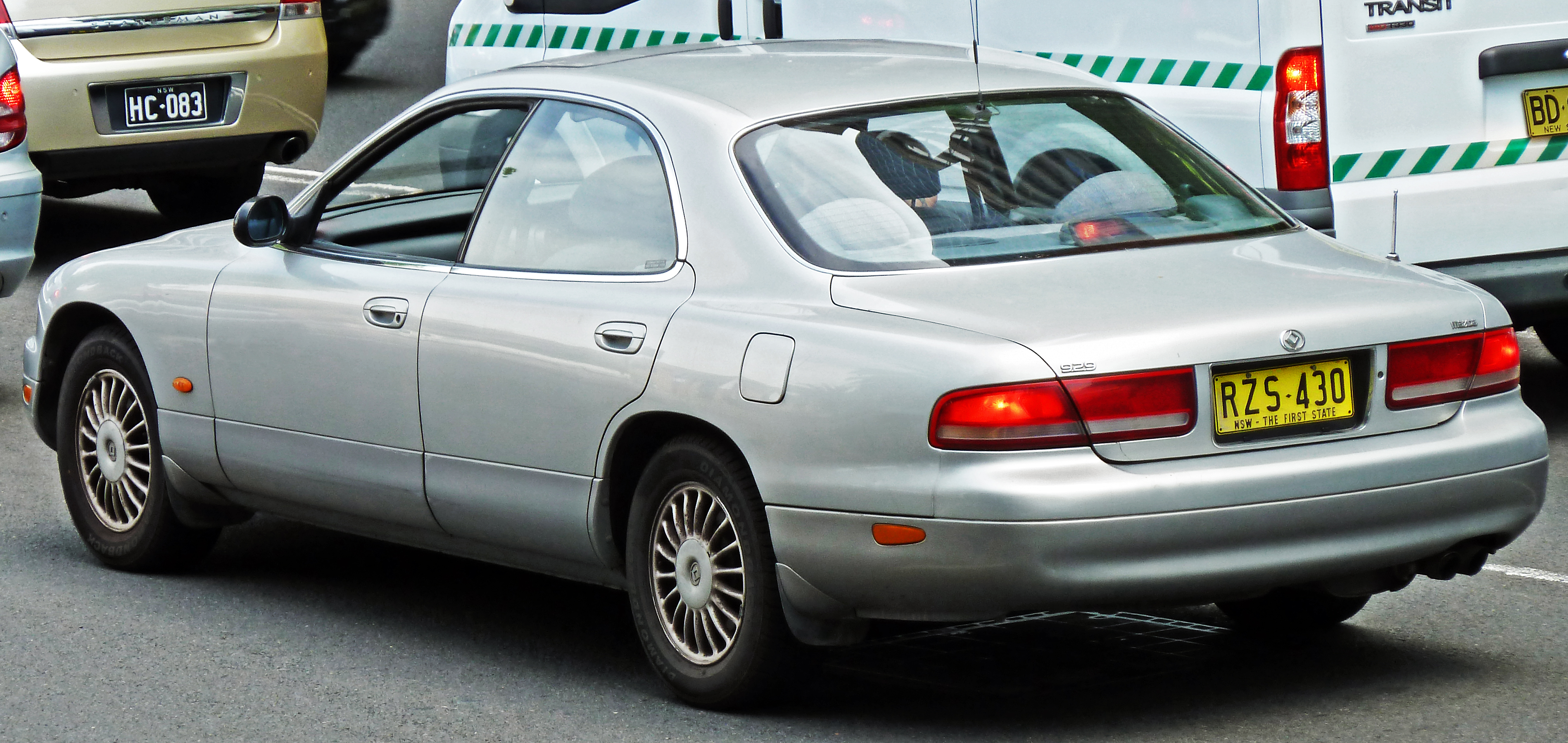 Mazda 929 Information And Photos Momentcar