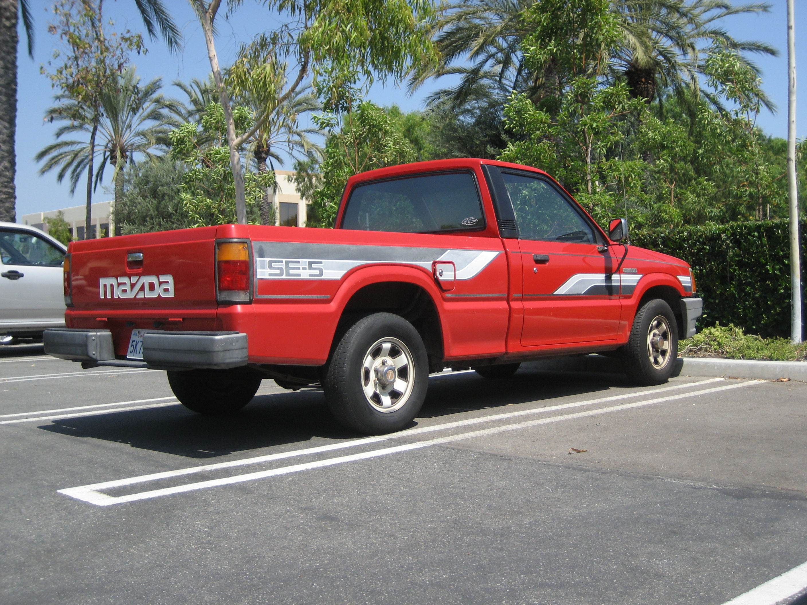 in standard series mazda pickup cab nc veh raleigh contact lb b bseries