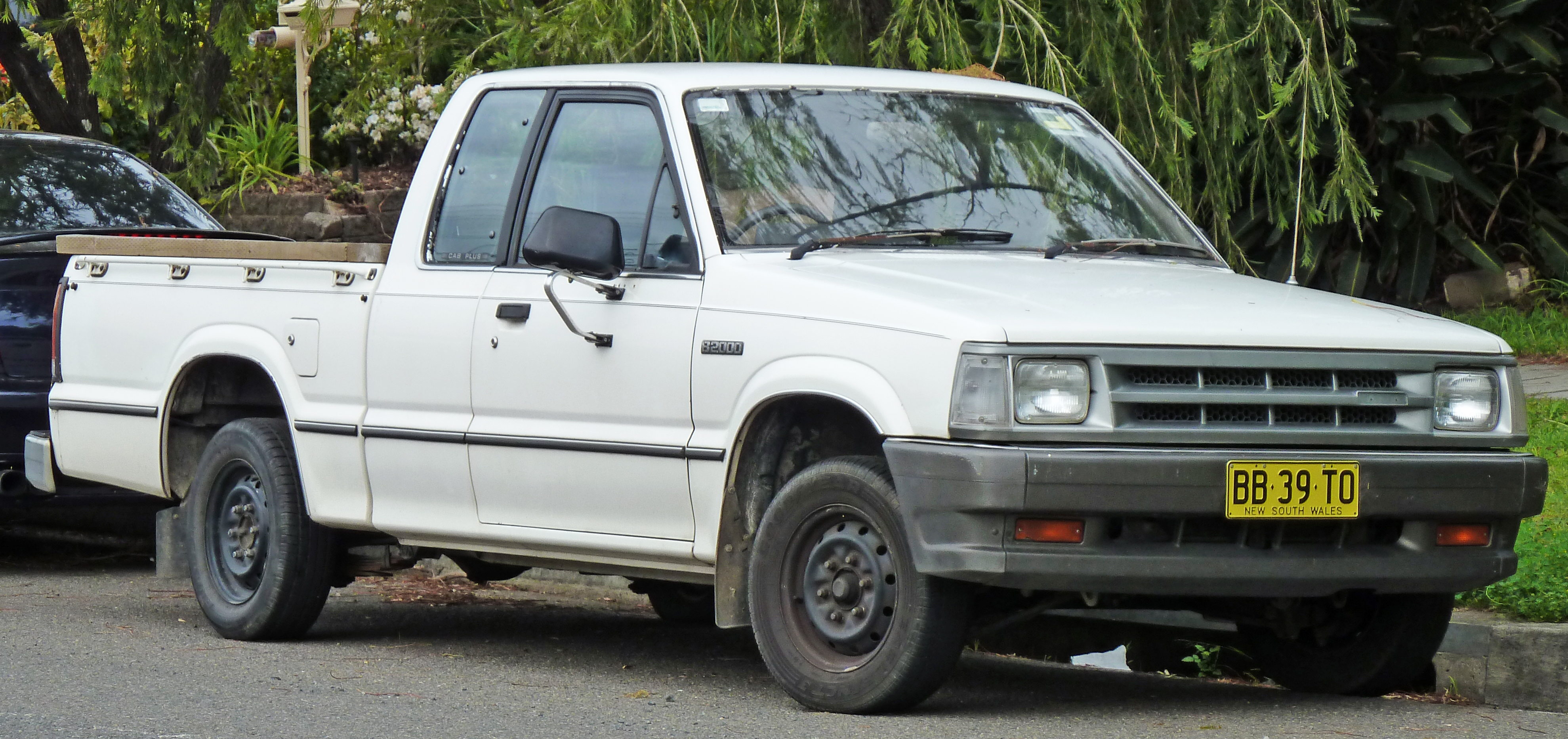 Mazda B Series Pickup 4087px Image 3 1991 Chevrolet 1500 Fuse Box Layout Download Bseries