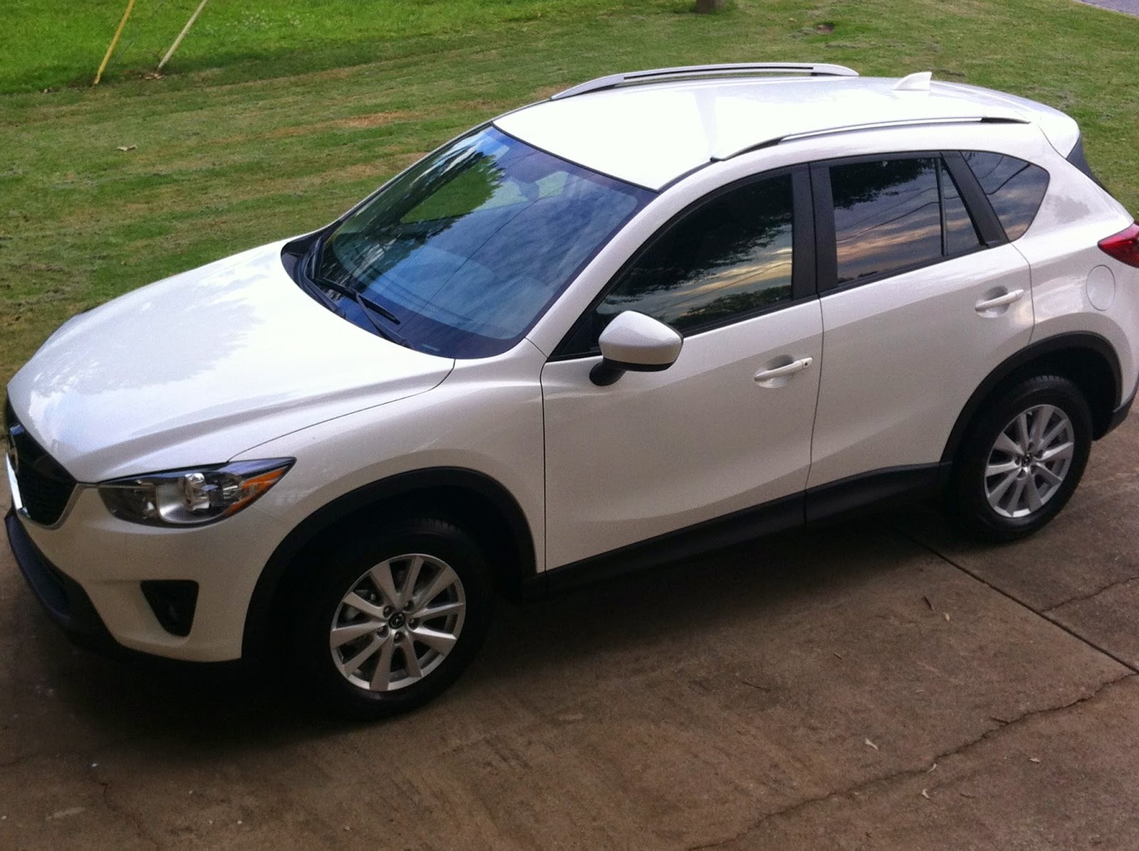 2014 mazda cx 5 information and photos momentcar. Black Bedroom Furniture Sets. Home Design Ideas