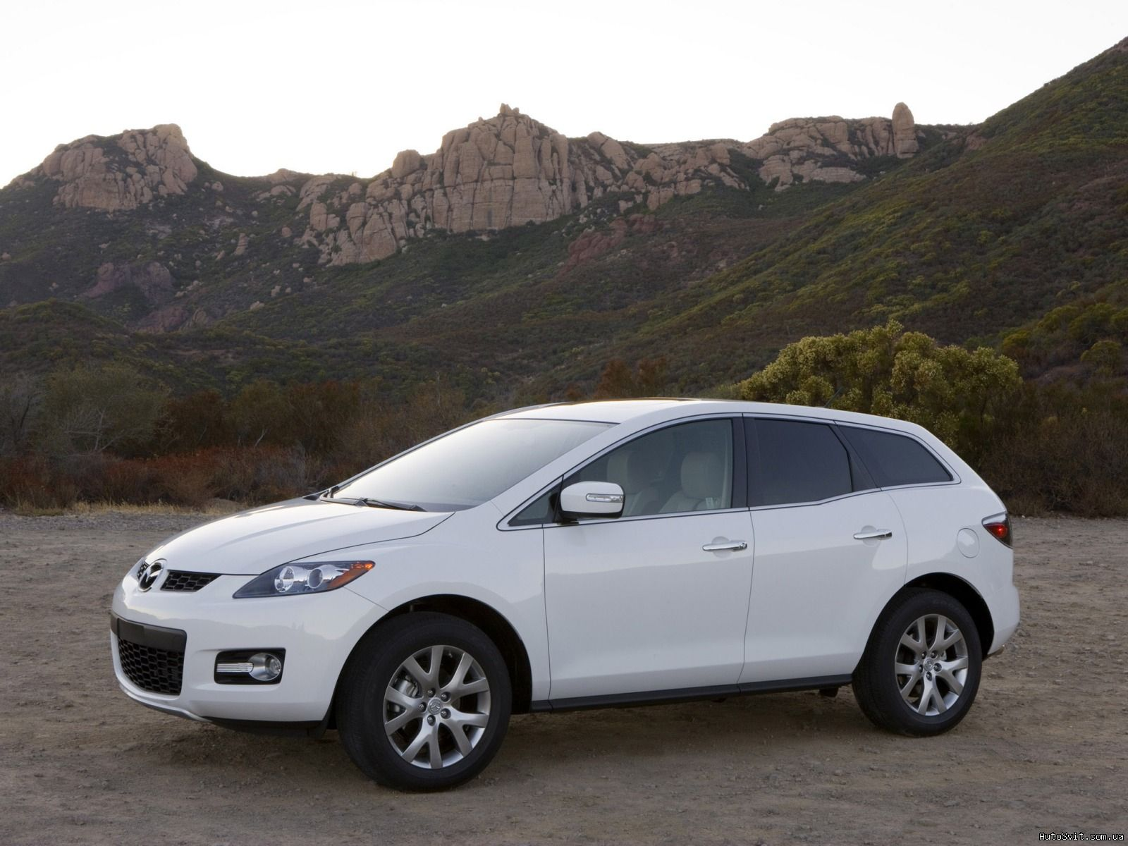 Download Mazda Cx7 2008 1