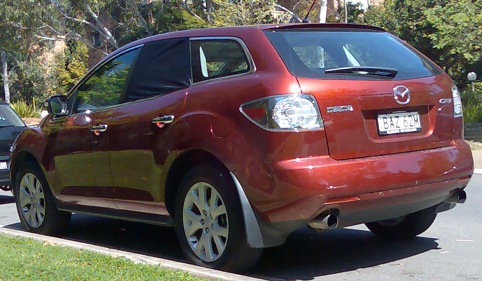 Download Mazda Cx7 2008 5