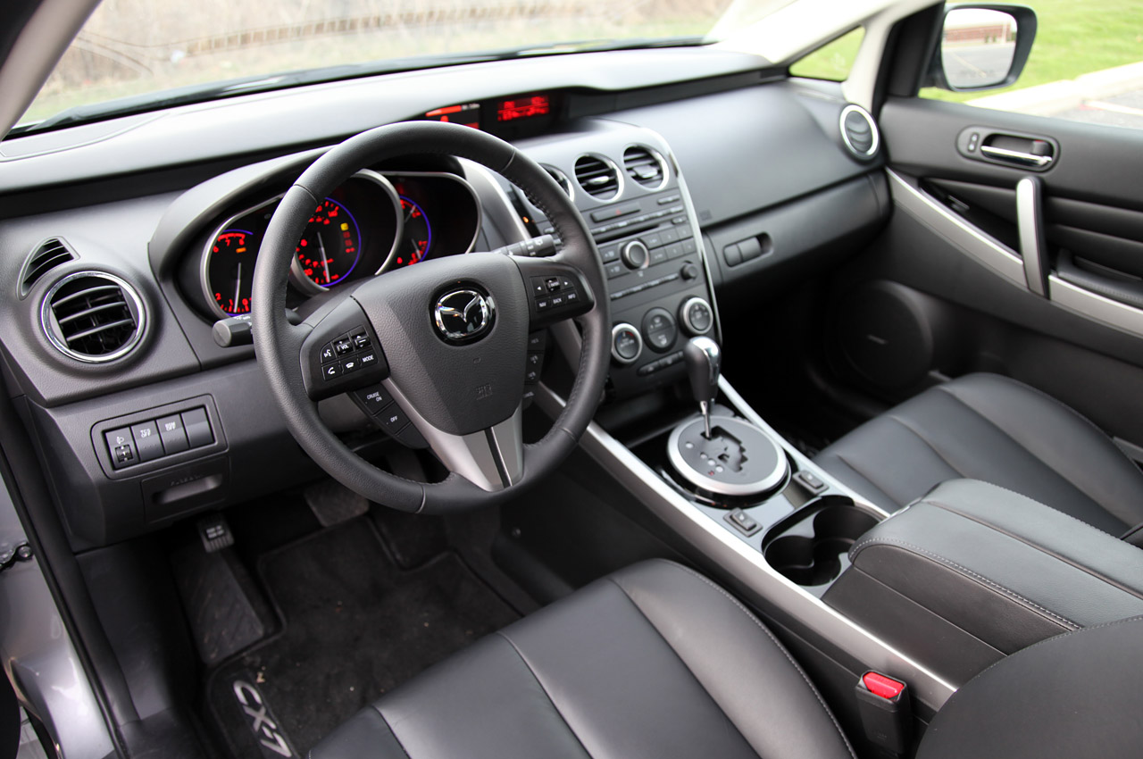 Download Mazda Cx7 2011 4