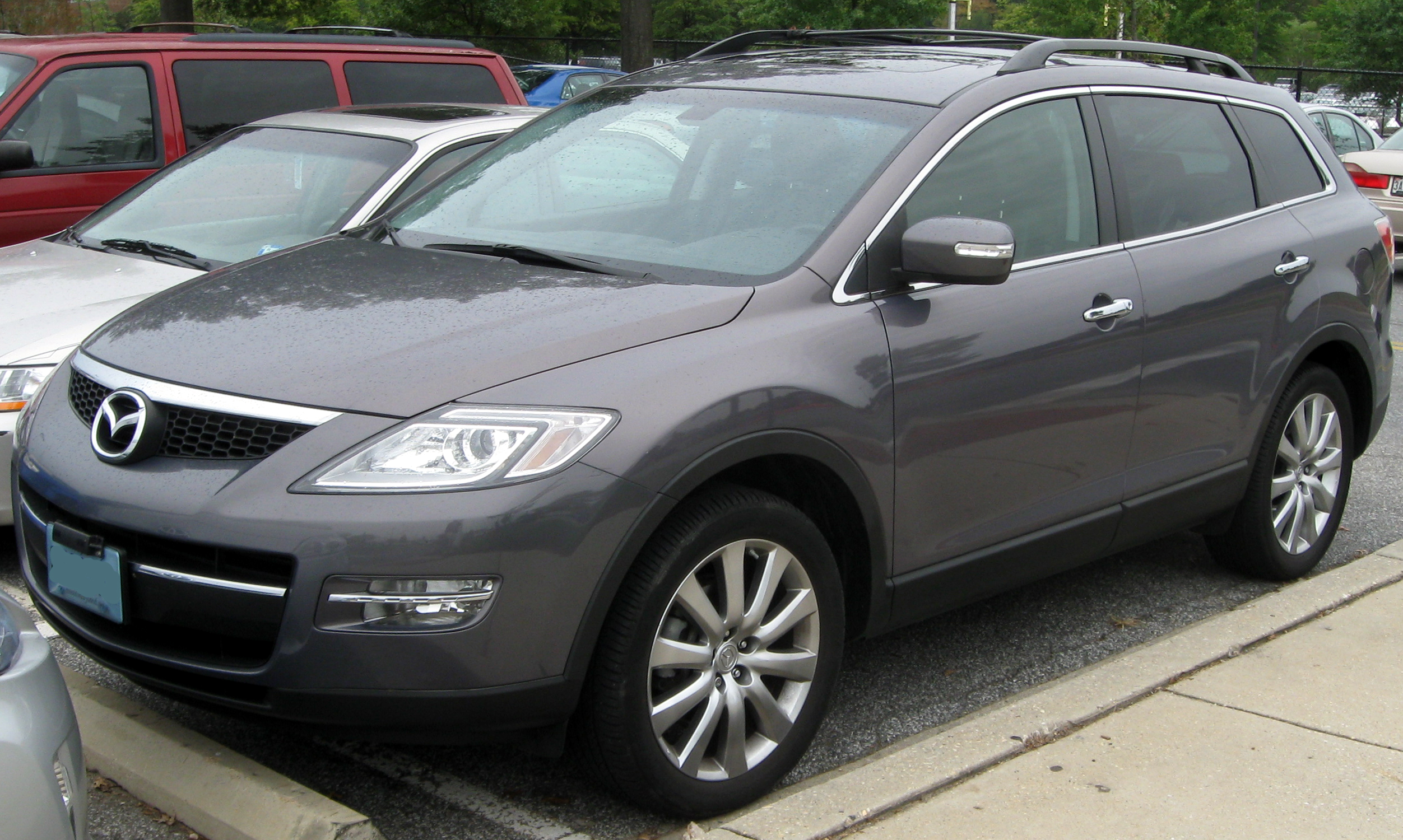 Download Mazda Cx9 2007 3