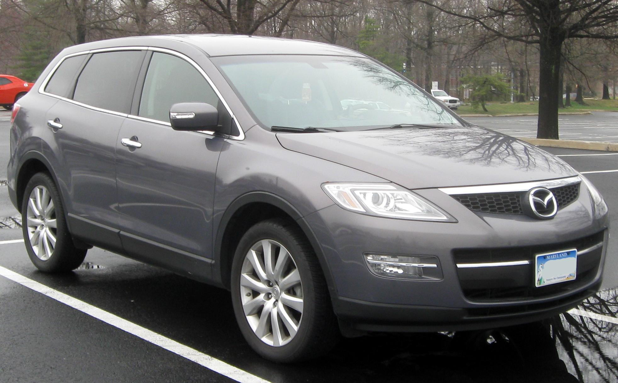 Download Mazda Cx9 2007 4