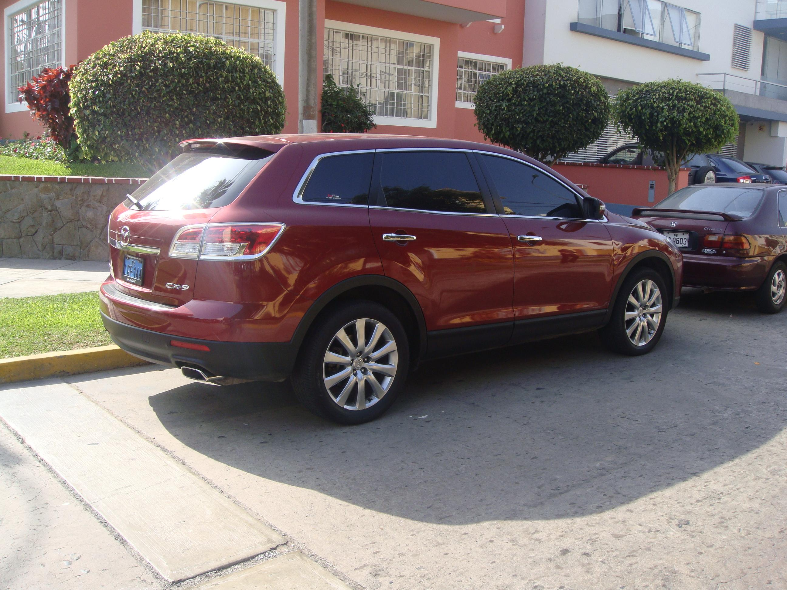 Download Mazda Cx9 2008 7