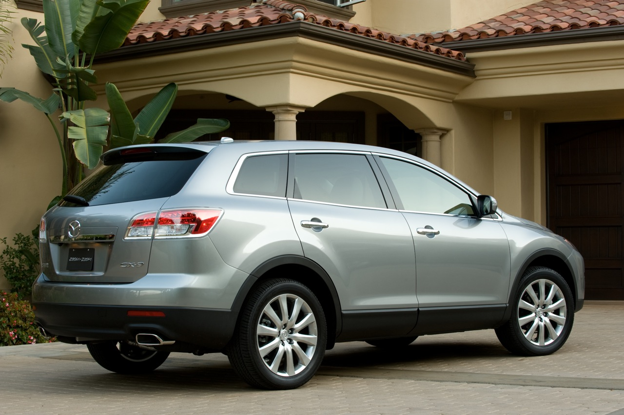 2009 mazda cx 9 information and photos momentcar. Black Bedroom Furniture Sets. Home Design Ideas