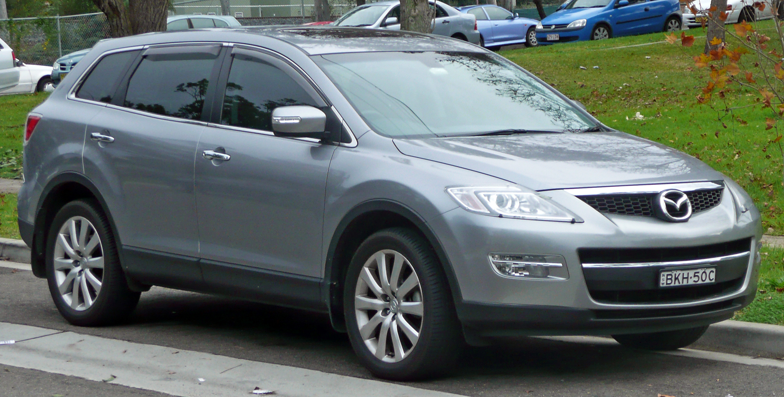 Related Keywords Amp Suggestions For 2009 Mazda Cx 9