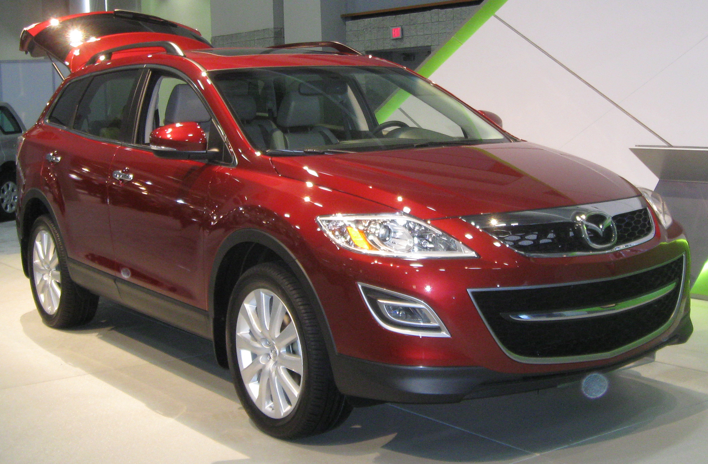 2010 mazda cx 9 information and photos momentcar. Black Bedroom Furniture Sets. Home Design Ideas