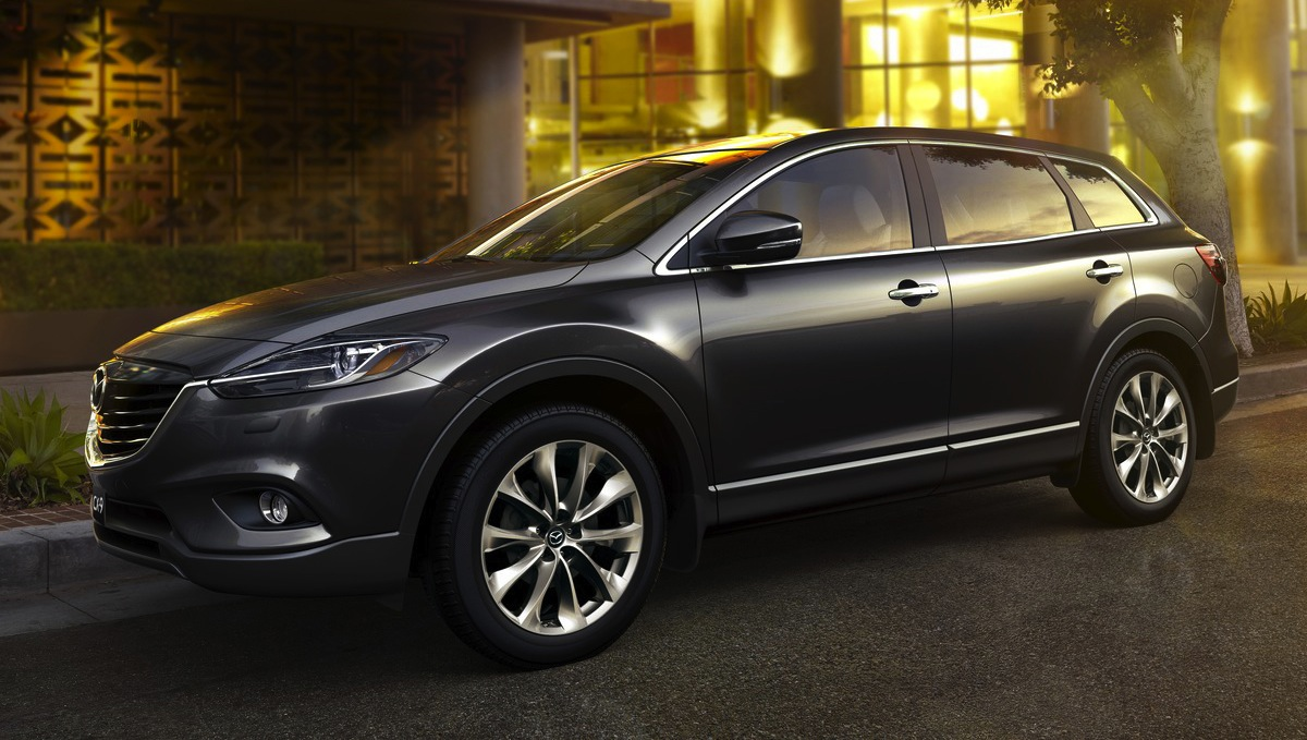 Download Mazda Cx9 2014 4