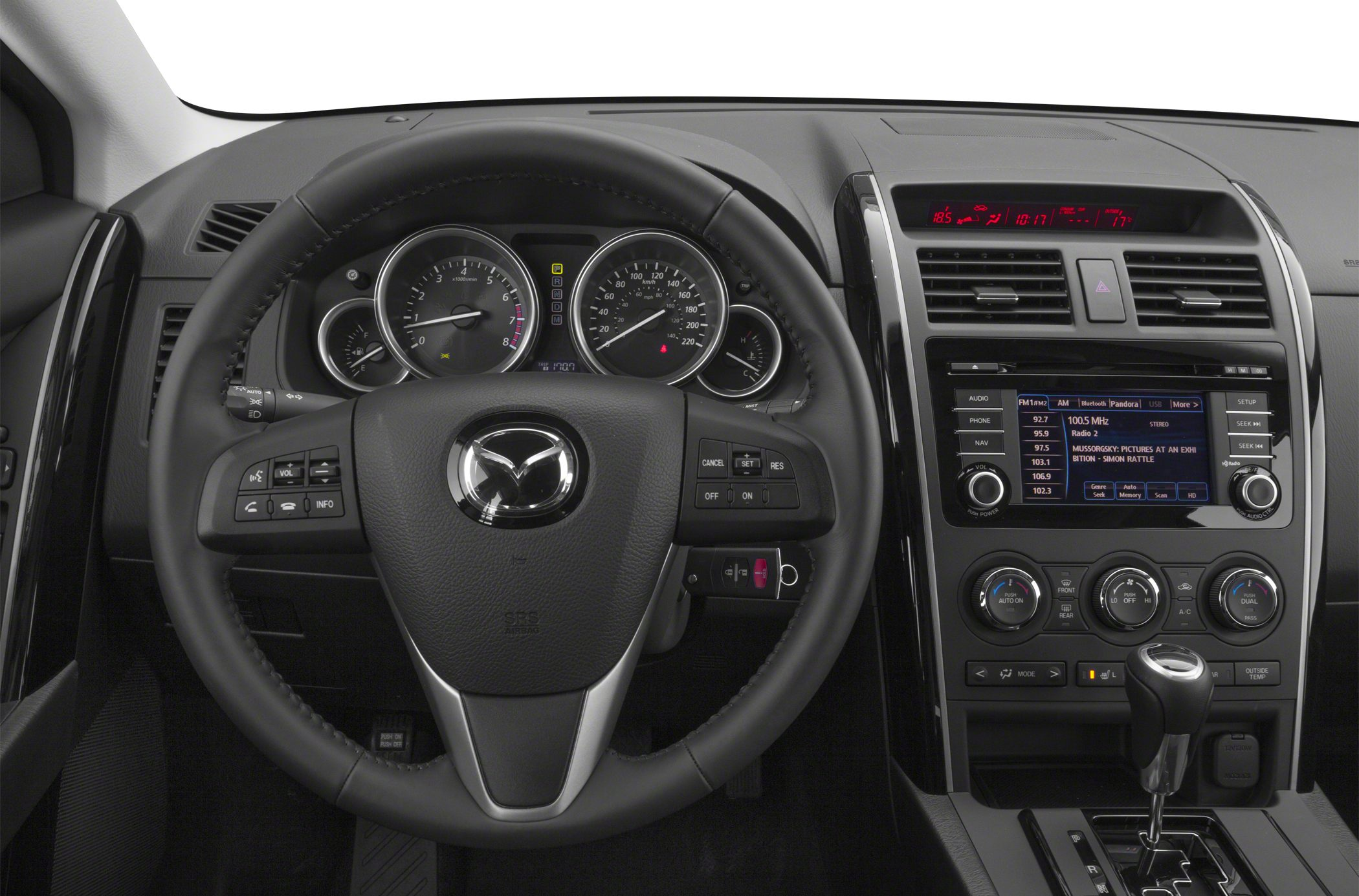 2014 Mazda CX 9 Information and photos MOMENTcar