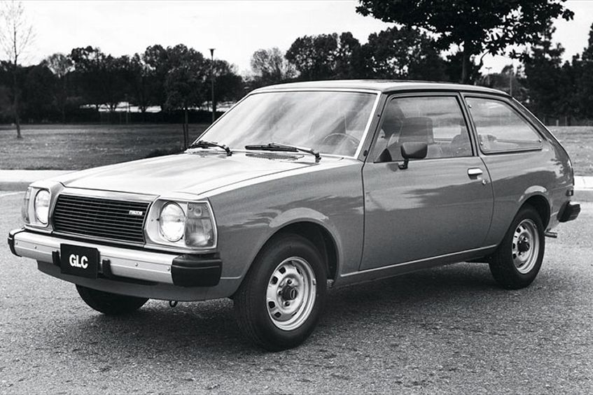 1978 Mazda Glc - Information And Photos