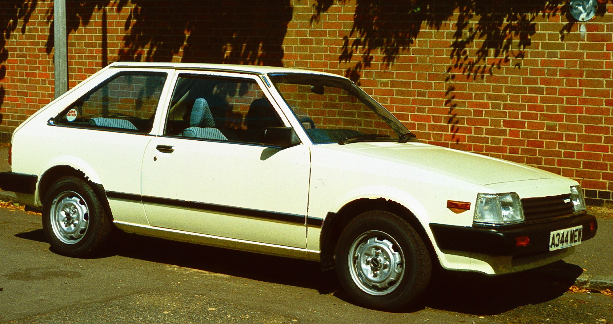 1982 Mazda Glc - Information And Photos